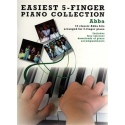 Easiest 5 Finger Piano Collection: Abba