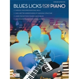 Blues Licks For Piano