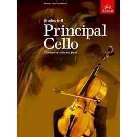 Principal Cello Abrsm Grade 6-8