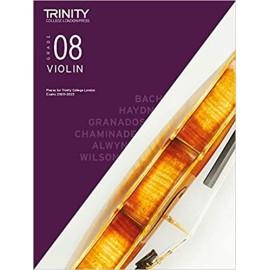 Trinity Violin 2020-2023 Grade 8