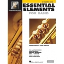 Essential Elements: B flat Trumpet - Book 1 with online audio