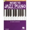 Intro to Jazz Piano: The Complete Guide With CD