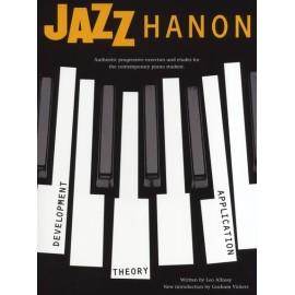 Jazz Hanon: Development, Theory, Application