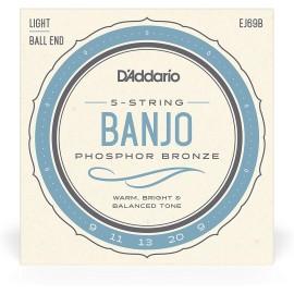 EJ69B 5-String Banjo Phosphor Bronze Banjo Strings Ball End