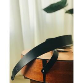 Liam's Handmade Leather Guitar Strap