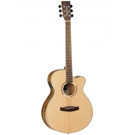 DBT SFCE PW Discovery Electro-Acoustic LH PACIFIC WALNUT