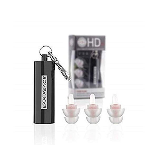 Earpeace HD Musicians Ear Plugs