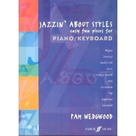 Pam Wedgwood: Jazzin' About Styles (Piano/Keyboard)