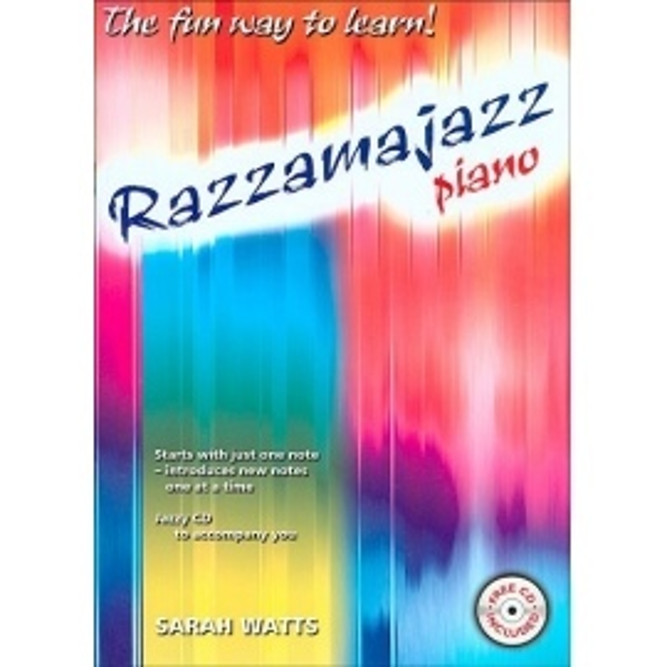 Razzamajazz Piano