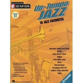 Jazz Play Along: Volume 51 - Up Tempo Jazz
