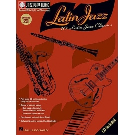 Jazz Play Along: Volume 23 - Latin Jazz