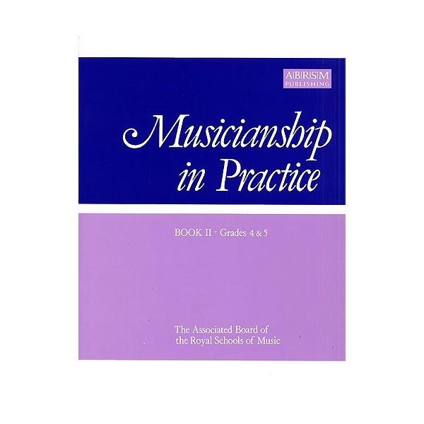 ABRSM Musicianship In Practice Book II Grade 4&5