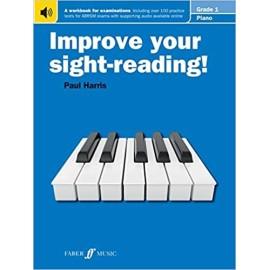 Improve your sight-reading Grade 1 Piano