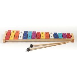 Koda Glockenspiel 15 note 16.5 inch