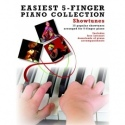 Easiest 5 Finger Piano Collection: Showtunes