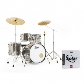 """RS505BC Roadshow Drum Kit w. 20"""" Ride Cymbal"""