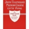 John Thompsons Modern Course The Third Grade Book