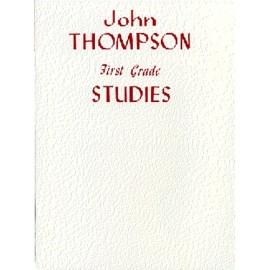 John Thompson First Grade Studies