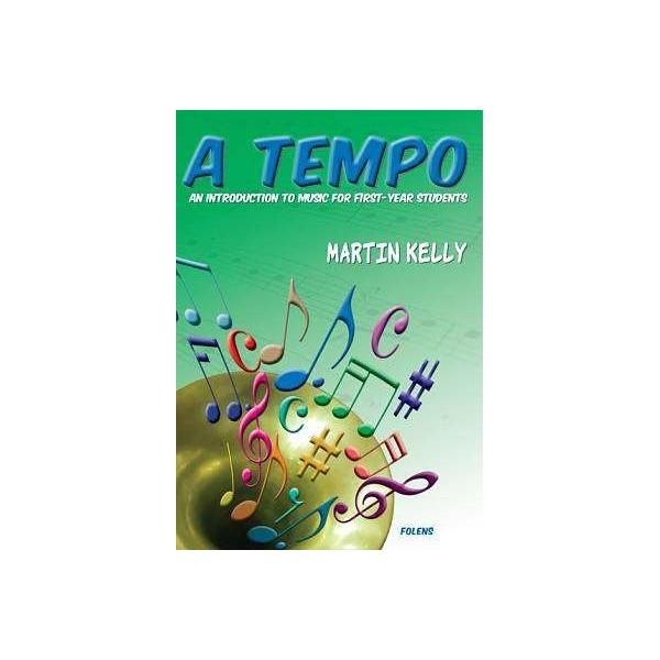 A Tempo Textbook & 2CDs
