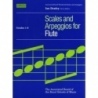 ABRSM Scales and Arpeggios for Flute Grades 1-8