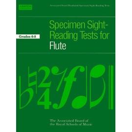 ABRSM Speciemn Sight-Reading Tests for Flute