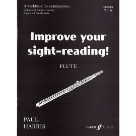 Improve your Sight-Reading! Flute Grades 7-8