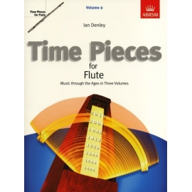 Time Pieces for Flute Volume 2