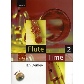 Flute Time 2 with CD