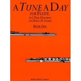 A Tune a Day for Flute Book 1
