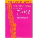 Practice Book for the Flute Book 2 Technique by Trevor Wye