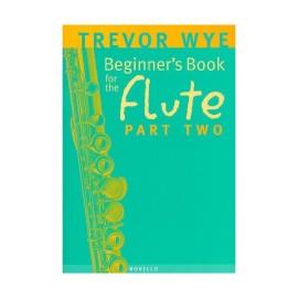 Beginner's Book for the Flute Part 2