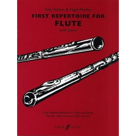 First Repertoire for Flute by Sally Adams and Nigel Morley
