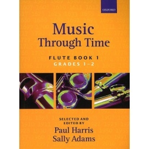 Music Through Time Flute Book 1