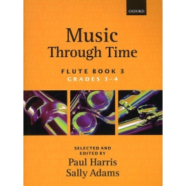 Music Through Time Flute Book 3