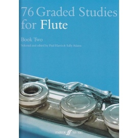 76 Graded Studies for Flute