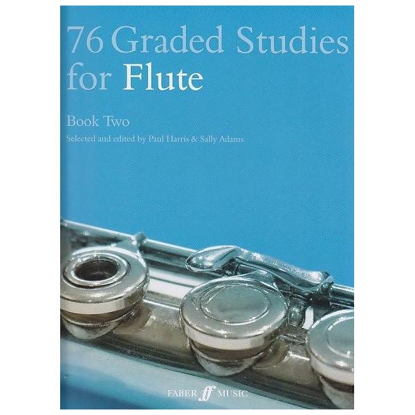 76 Graded Studies for Flute Book 2