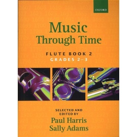 Music Through Time Flute Book 2