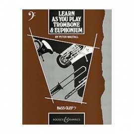 Learn As You Play Trombone and Euphonium