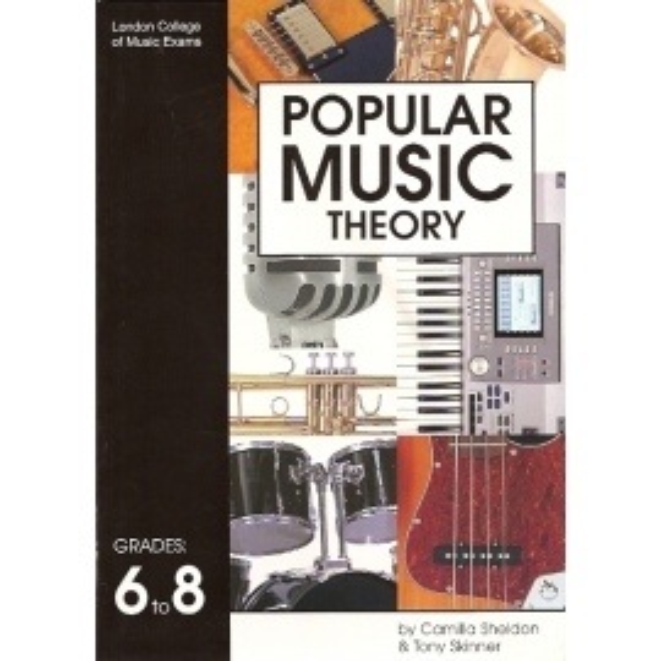 LCM Popular Music Theory Grade 6-8