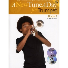 A New Tune A Day Book 1 with CD and DVD