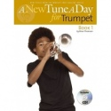 A New Tune A Day for Trumpet Book 1 with CD