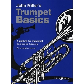 John Millers Trumpet Basics with CD