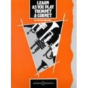 Learn as you Play Trumpet and Cornet