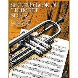 Second Book of Trumpet Solos (B flat Trumpet and Piano)