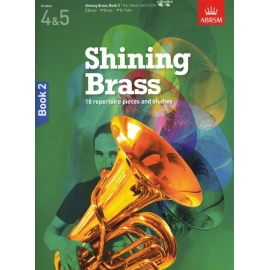 Shining Brass: Book 2 Part and 2 CDs
