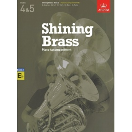 Shining Brass: Book 2 E flat Piano Accompaniments