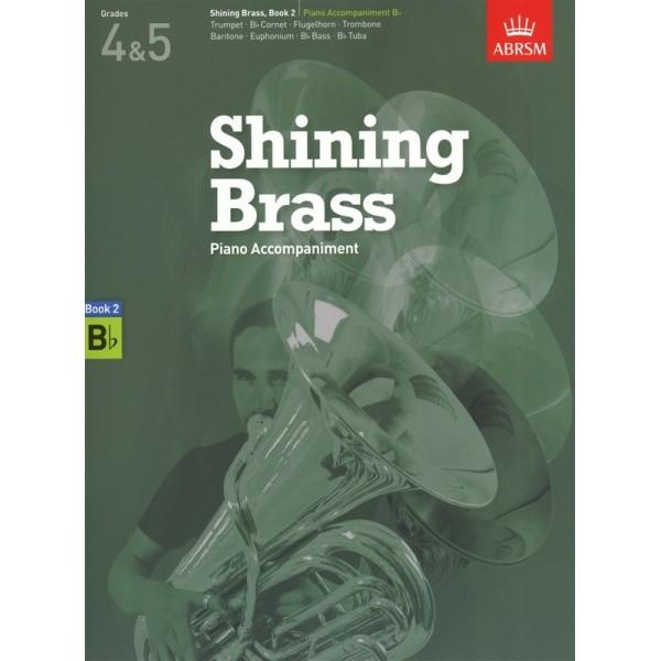 Sining Brass: Book 2 B flat Piano Accompaniments