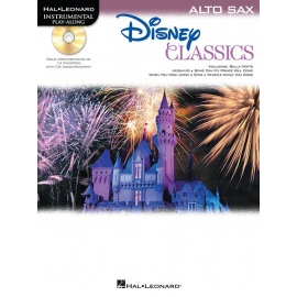 Disney Classics for Alto Sax with CD