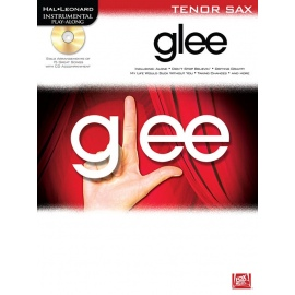 Glee for Tenor Saxophone with CD