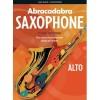 Abracadabra Saxophone Third Edition (Alto) with 2 CDs